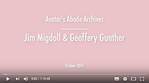 Avatar's Abode Archives Video by Francis Thompson