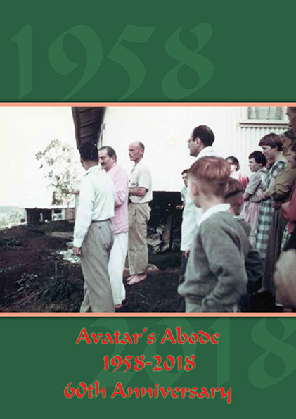 Avatar's Abode 60th Anniversary Booklet