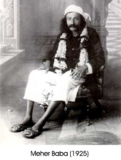 Meher Baba's spiritual mission